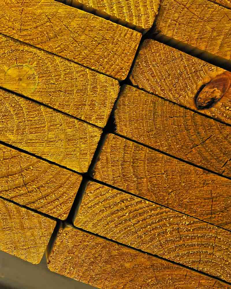 Decking Lumber