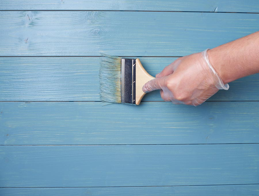 Painting Wood in Toronto