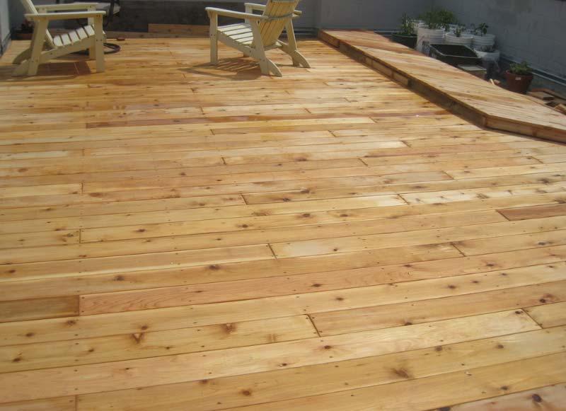 Cedar Deck in Etobicoke