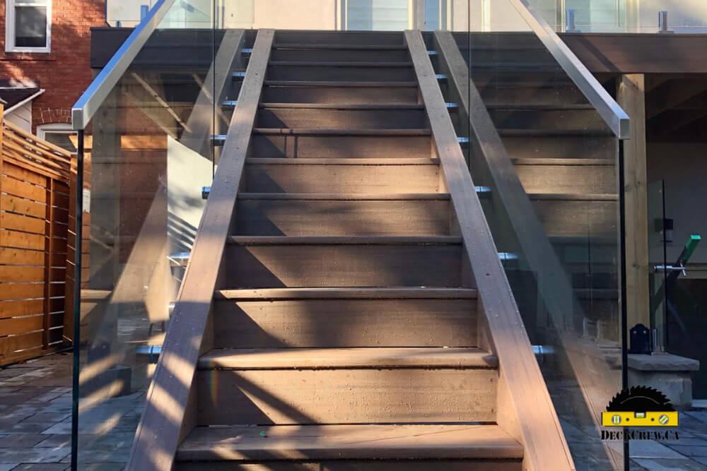 Glass Railings Toronto ON